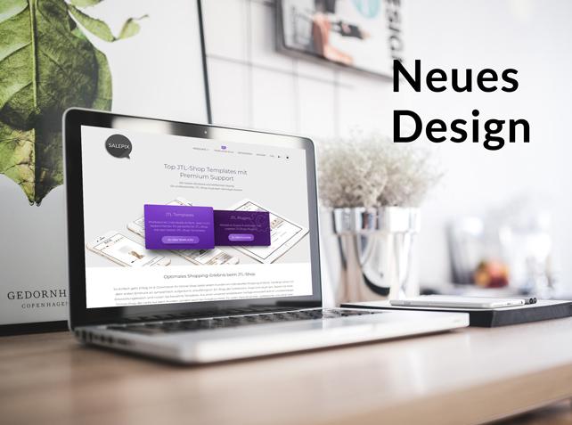 Neue Webseite ist online