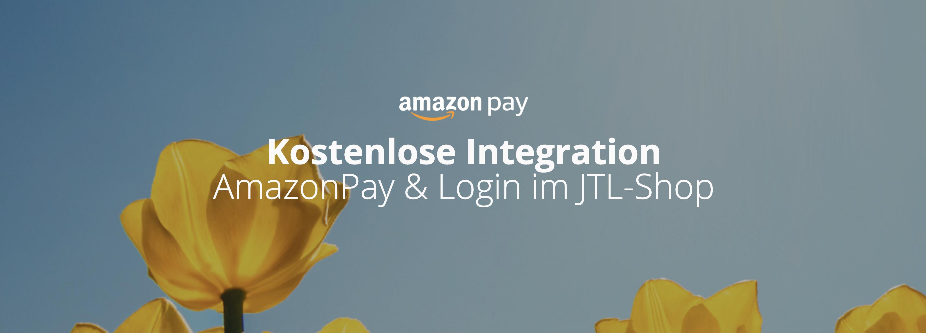 Steigern Sie Ihren Umsatz mit Amazon Pay und JTL-Shop
