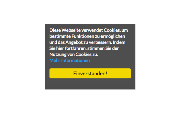 JTL Shop EU-Cookie-Richtlinien Plugin